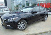 Mazda Mazda3 2014 GX-SKY SEULEMENT 25 000KM AUTOMATIQUE CLIMATISEUR
