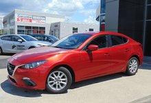 Mazda Mazda3 2014 GS MANUELLE CLIMATISEUR CAMÉRA DE RECUL BLUETOOTH