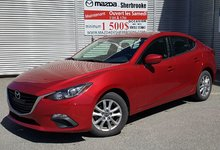 Mazda Mazda3 2014 GS SIEGES CHAUFFANTS CLIMATISEUR
