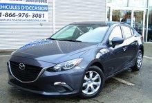 Mazda Mazda3 2015 GX SKY AUTOMATIQUE CLIMATISEUR