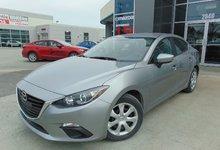 Mazda Mazda3 2016 11 000KM !! ECRAN TACTILE CAMERA DE RECUL