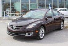 Mazda Mazda6 2010 GT*AC*BLUETOOTH*CRUISE*SIEGES CHAUFF*TOIT*GR ELEC*