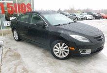 Mazda Mazda6 2011 GS 80000KM CUIR TOIT OUVRANT SIEGES CHAUFFANTS