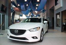 Mazda Mazda6 2015 GS-L*CUIR*TOIT*GPS*AC*BLUETOOTH*AUX*