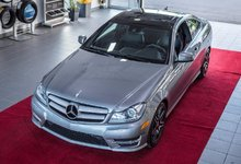 Mercedes-Benz C-Class 2013 C350 4Matic