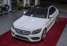 Mercedes-Benz C-Class 2015 C400