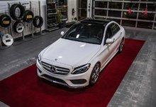 Mercedes-Benz C-Class 2015 C400 *V6 BITURBO*