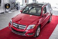 Mercedes-Benz GLK-Class 2015 GLK250 Bluetec - Hitch - Toit pano - GPS - Sirius