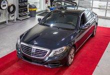 Mercedes-Benz S-Class 2015 S550 4MATIC *La moins chère au QC!!*