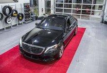 Mercedes-Benz S550 2014 4MATIC *BAS KILO*