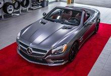 Mercedes-Benz SL-Class 2013 SL550