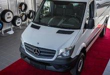 Mercedes-Benz Sprinter cargo vans 2015 4X4 2500 Cargo