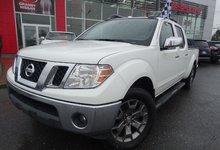 Nissan Frontier 2015 SL/4X4/NAVIGATION GPS/MARCHE PIED/CUIR/