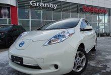 Nissan Leaf 2012 SV/100% ÉLECTRIQUE/****BAS MILLAGE****