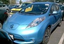 Nissan Leaf 2013 SL