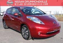 Nissan Leaf 2015 SL - 100% ELECTRIQUE - NAVIGATION + CUIR + CAMÉRA!