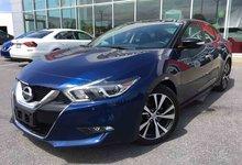 Nissan Maxima 2016 LIQUIDATION FINAL !! SL CUIR TOIT PANORAMIQUE GPS