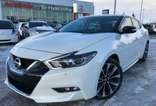 Nissan Maxima 2016 SR CUIR GPS CAMÉRA DE RECUL MAGS JAMAIS ACCIDENTÉ