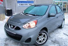 Nissan Micra 2015 SV CLIMATISEUR BLUETOOTH MAGS