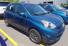Nissan Micra 2015 SV/CAMÉRA/BLUETOOTH/CRUISE CONTROL/CLIMATISATION