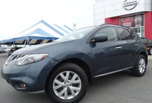 Nissan Murano 2011 SV/TOIT PANORAMIQUE/TRACTION INTÉGRALE
