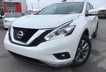 Nissan Murano 2015 SL 4X4 CUIR TOIT NAVIGATION MAGS JAMAIS ACCIDENTÉ