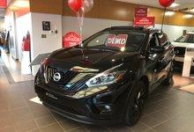 Nissan Murano 2018 MIDNIGHT ÉDITION/DÉMONSTRATEUR