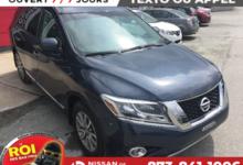 Nissan Pathfinder 2015 SL TECH CUIR/GPS/ CAMERA 360/ HITCH 5000 LBS +++