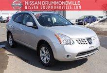 Nissan Rogue 2010 SL AWD - TOIT OUVRANT - JAMAIS ACCIDENTÉ!!