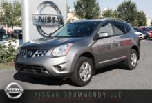 Nissan Rogue 2013 S AWD - CERTIFIÉ - JAMAIS ACCIDENTÉ!!