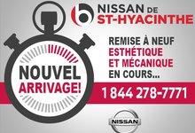 Nissan Rogue 2015 S AWD CAMÉRA DE RECUL JAMAIS ACCIDENTÉ CERTIFIÉ
