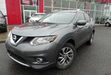 Nissan Rogue 2015 SL/4X4/TOIT PANORAMIQUE/CAMÉRA 360/NAVIGATION GPS/