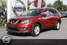 Nissan Rogue 2016 SV - SPÉCIAL DÉMO - PRIX LIQUIDATION !!!