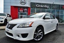 Nissan Sentra 2013 SR/CRUISE CONTROL/JANTES EN ALLIAGE/MODE SPORT