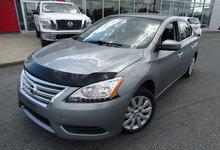 Nissan Sentra 2014 1.8S/AUTOMATIQUE/BLUETOOTH/COMMANDE AU VOLANT/