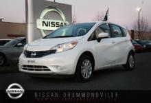 Nissan Versa Note 2015 S - VÉHICULE NEUF - PRIX LIQUIDATION!!