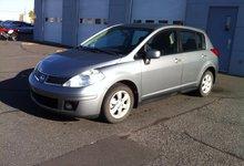 Nissan Versa 2007 SL AUTOMATIQUE - A/C - AUBAINE!!
