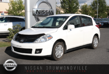 Nissan Versa 2011 1.8 S - JAMAIS ACCIDENTÉ - BAS MILLAGE !!!