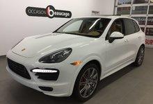 Porsche Cayenne 2013 GTS, 4.8L, 420 HP, suspension pilotée, jamais accidentée