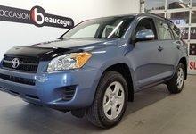 Toyota RAV4 2012 AWD + CLIMATISATION + JAMAIS ACCIDENTE