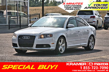 2008 Audi A4 A4 Quattro S-Line