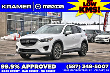 2016 Mazda CX-5 GT w/Navigation & BOSE audio