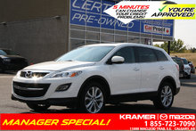 2012 Mazda CX-9 GT w/BOSE and Leather!!
