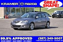2006 Mazda Mazda3 GT *Accident Free*