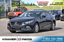 2014 Mazda Mazda3 GS w/Navigation & Remote Starter