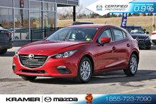 2016 Mazda Mazda3 GS w/Back-up Camera & Moonroof