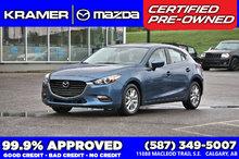2017 Mazda Mazda3 GS w/Moonroof