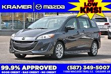 2017 Mazda Mazda5 GT *Low Kms - Minor HAIL*