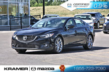 2015 Mazda Mazda6 GT w/Navigation & BOSE Audio!!