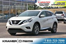 2015 Nissan Murano SL AWD *Low Mileage*